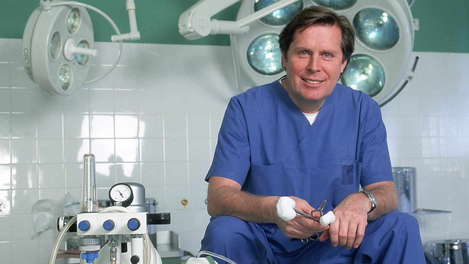 Sigmar Solbach alias Dr. Stefan Frank