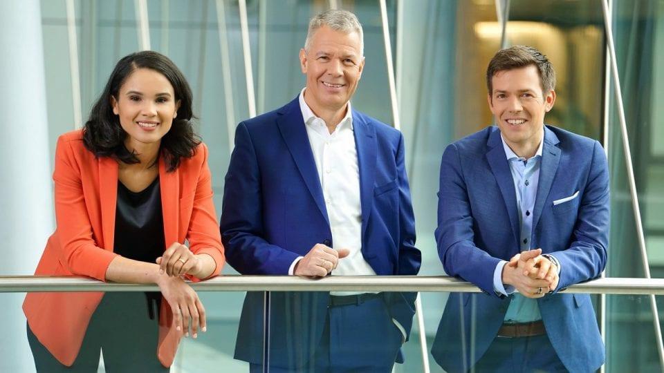 """Das Team von """"RTL Aktuell"""""""