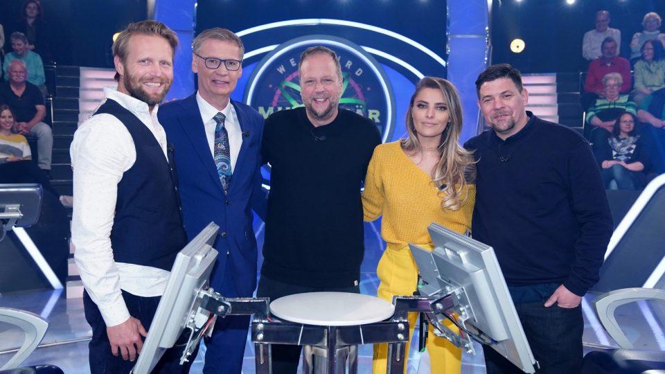 """Prominenten-Special bei """"Wer wird Millionär?"""""""