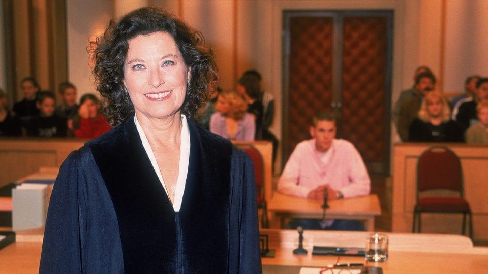 Richterin Dr. Ruth Herz
