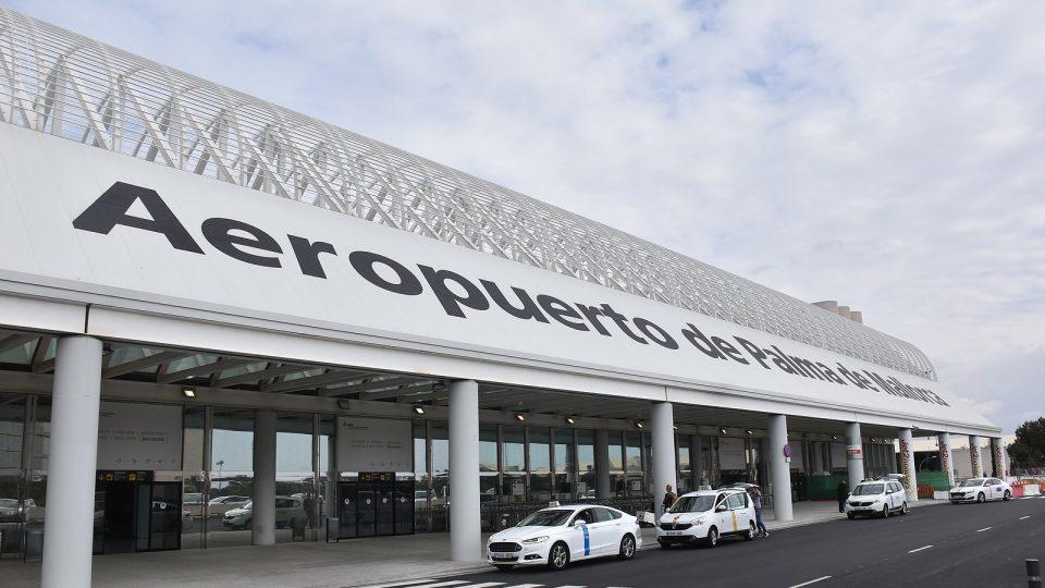 Der Flughafen in Palma