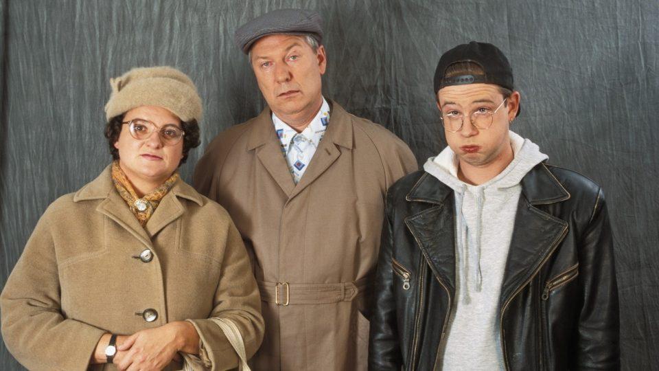 Familie Heinz Becker Darsteller
