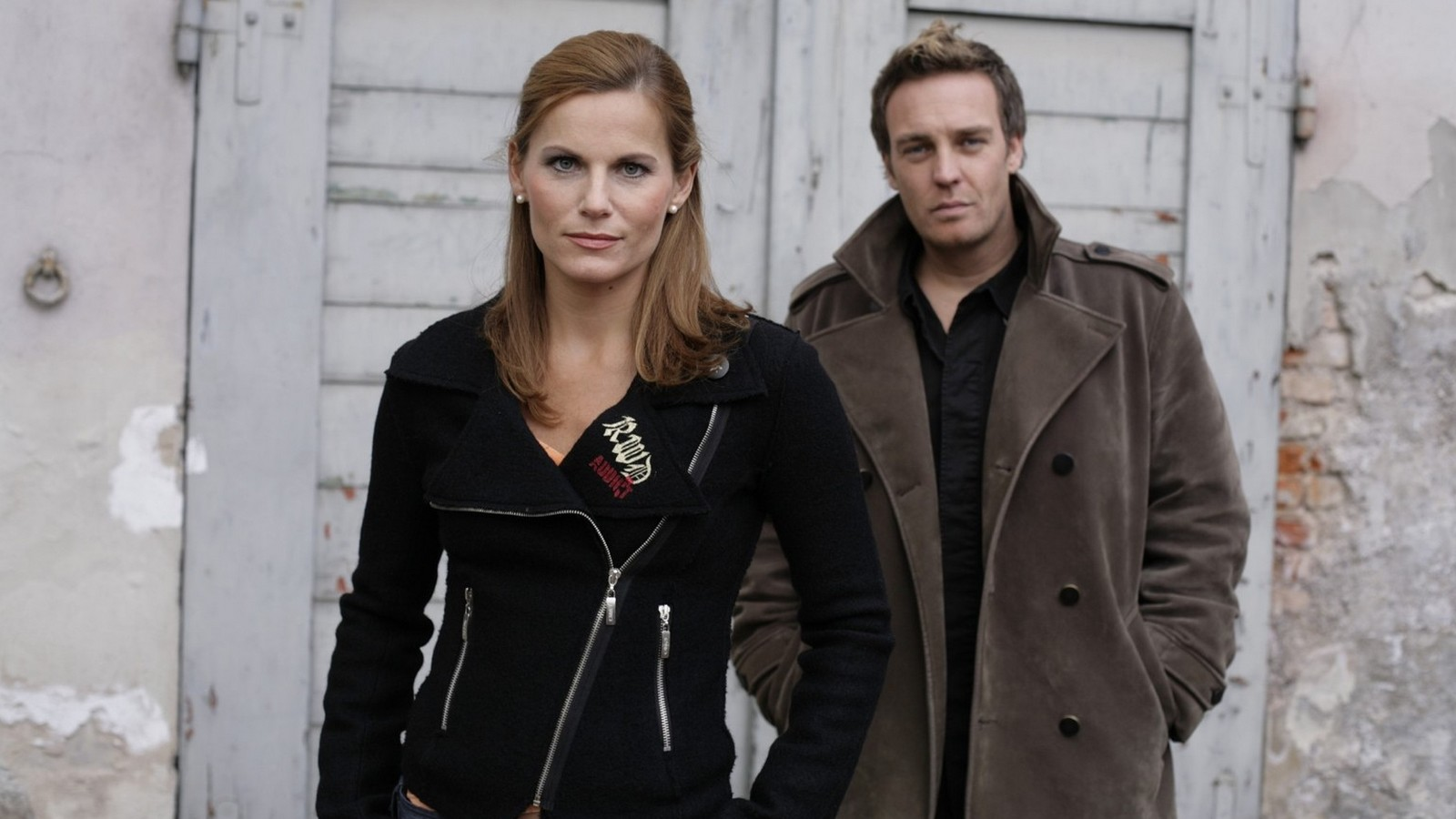 Sandra Nitka und Christian Storm