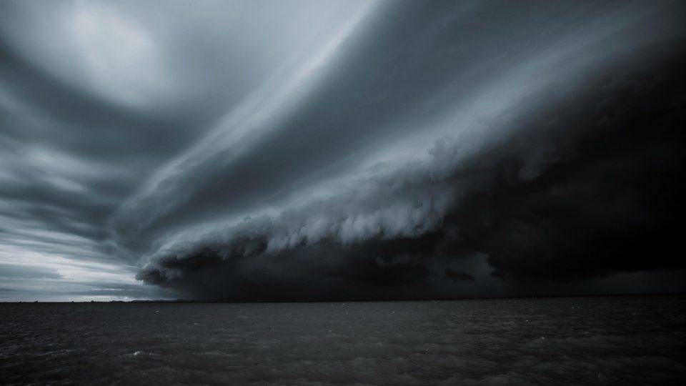 Schwere Sturm