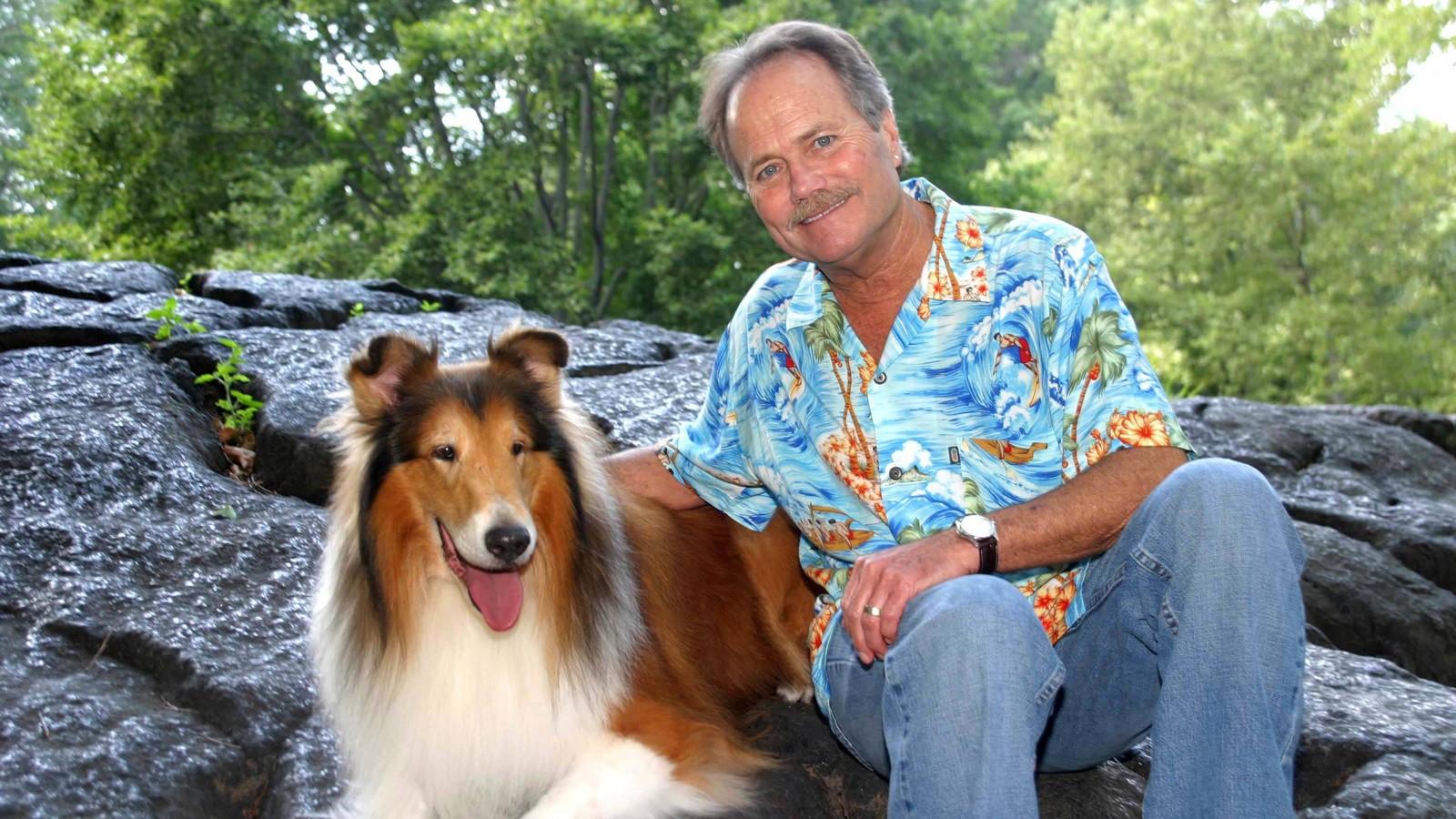 """Lassie""-Star Jon Provost"