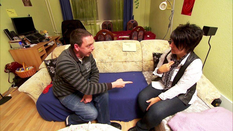 Frauentausch: Halt, Stopp!-Andreas ist wieder im TV