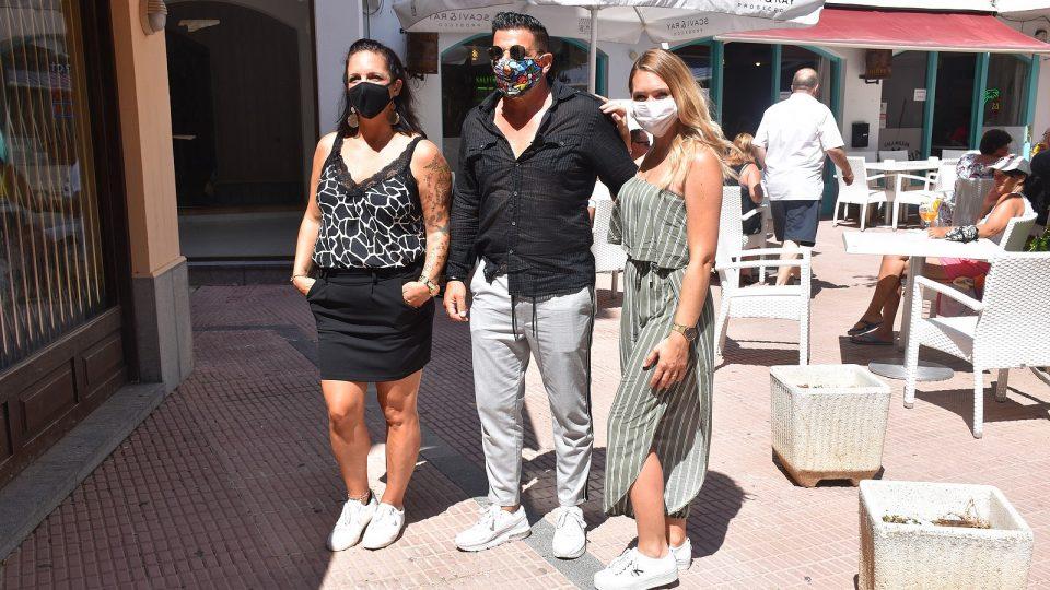 Daniela Büchner, Marco und Tamara Gülpen