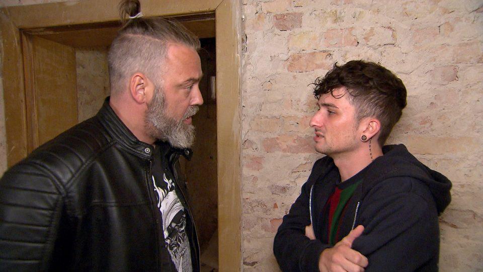 """Theo und Jannes bei """"Berlin - Tag & Nacht"""""""