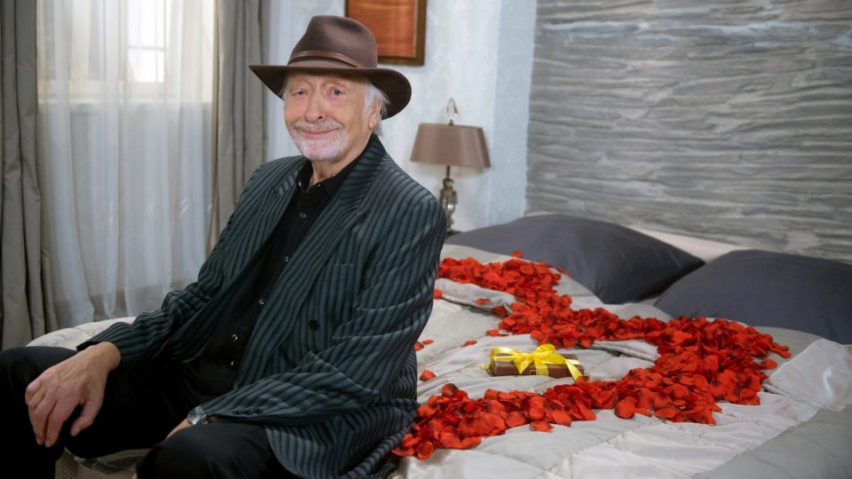 """Karl Dall in """"Rote Rosen"""""""