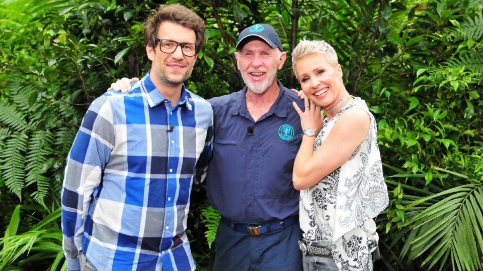 Daniel Hartwich, Dr. Bob und Sonja Zietlow