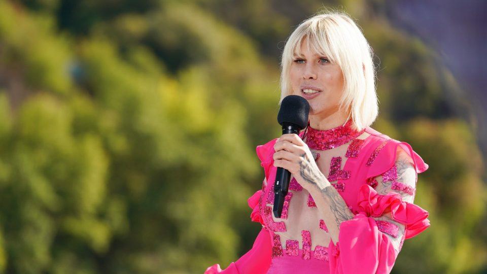 DSDS-Kandidatin Arielle Rippegather