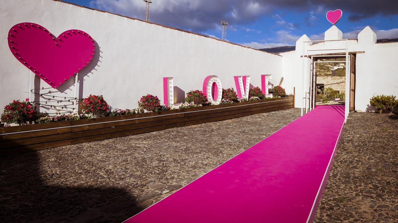 """Love Island""-Villa auf Teneriffa"