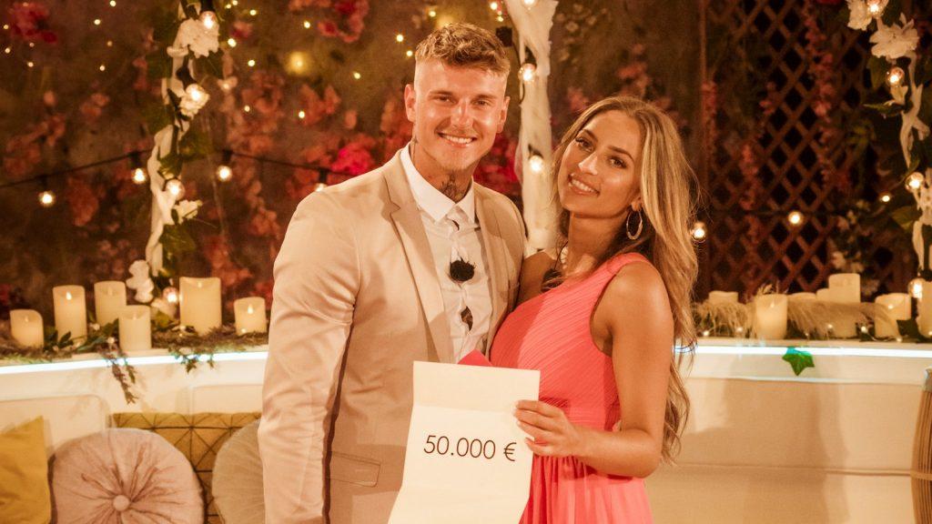 Love Island 2021: Das Sieger-Paar wurde gekürt!