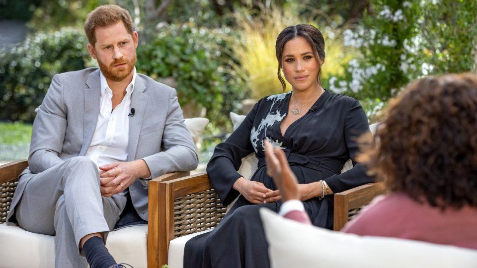 Interview mit Meghan & Harry